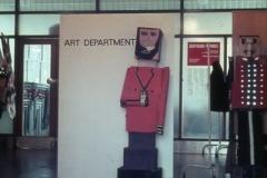 016 Art Department Entrance