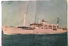 Kynaston School Baltic Cruise (May 1969)