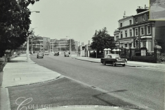 013 Finchley Road Looking North (1958)