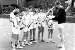 008A Tennis Lesson