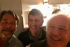 010 - Mark Koniezco, Bill Mitchell, Stuart Cowan