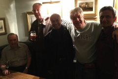 019 - Len Clark (Dep Head & Maths), Tim Watson (Kynaston Pupil & Woodwork Teacher), Andy Coomar, Trevor Abramsohn,