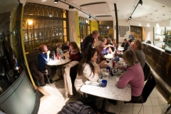 Reunion 50th Anniversary (1965 leavers): Pizza Express, January 2015