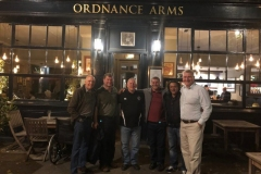 Reunion (67-74 year group): Ordnance Arms, June 2019