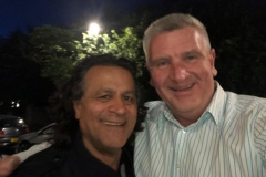 Reunion Drinks June 2019 Mansur Nowman John Doris
