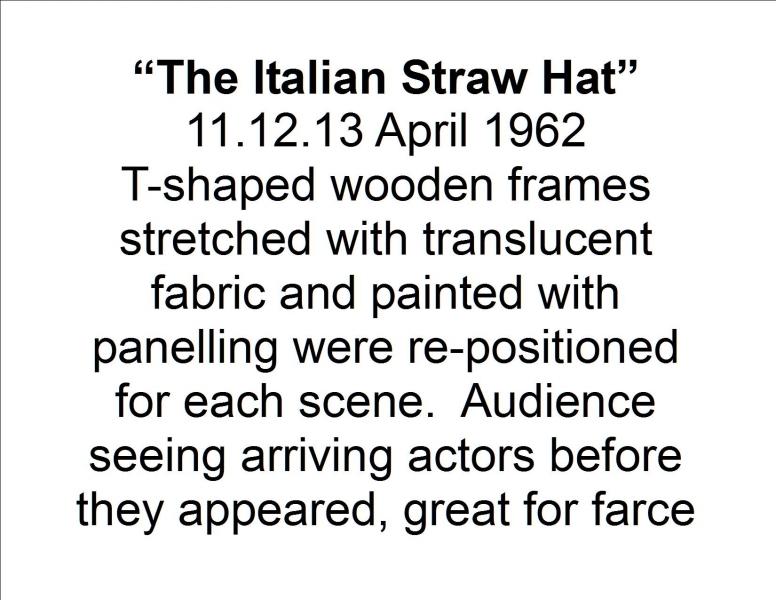 002 The Italian Straw Hat