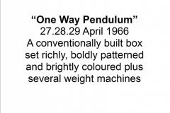 003 one way pendulum