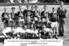 018 Kynaston Colts (1959-60)