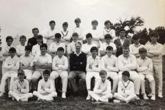 007 Kynaston Cricket Team Isle of Wight 1967