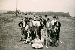 002 Kynaston School Cricket Team, Form 1A or 2A (1956 or 57)