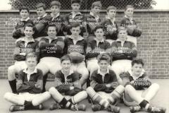 005 Kynaston School Wanderers Rugby Team (1960-61)