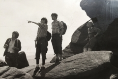 Kynaston School Wales/Snowdonia Mountaineering Trip (Easter 1957 or 1958?)