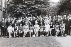 015 Kynaston Teacher Group 1969, Final Pre-merger