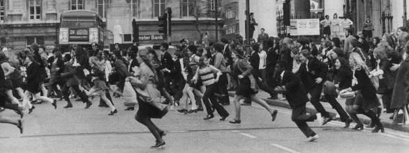 London-School-Strike-trafalgar-square-17th-may